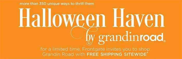 halloween haven - Frontgate Halloween