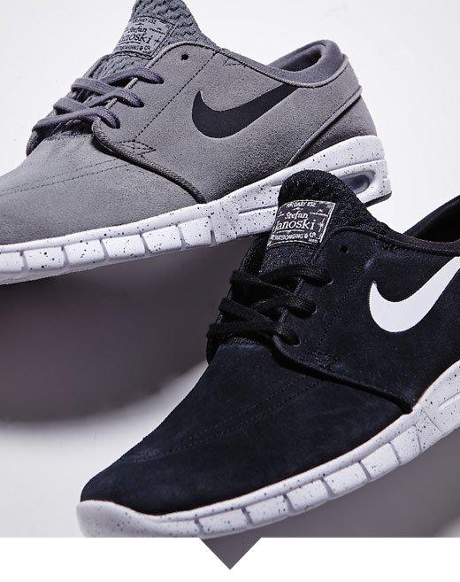 PacSun  Sneaker Sunday  Nike SB Janoski Max. Now in leather!  e33d35e2e521