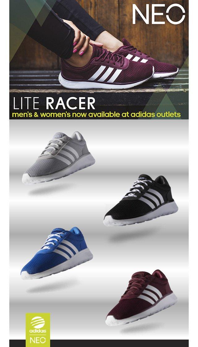 Adidas Lite Racer Rot