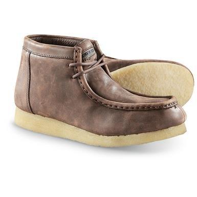 Clarks Mans Shoes Soft Back