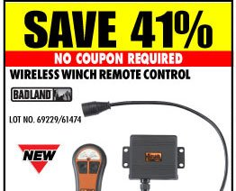 Harbor Freight: Battle Tested Winches | Save up to $200 on