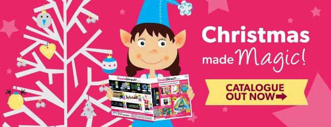 Dealsdirect Christmas Catalogue Launch Top 50 Deals