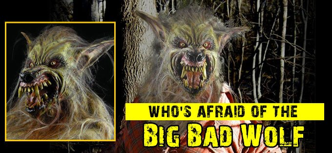 The Horror Dome: Who's Afraid of the Big Bad Wolf? - Guaranteed