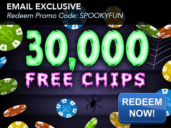 Big fish casino promo code free chips today