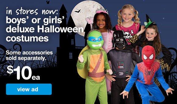 Dollar Tree: $10 Halloween Costumes + Sneak Peek Our New Ad ...