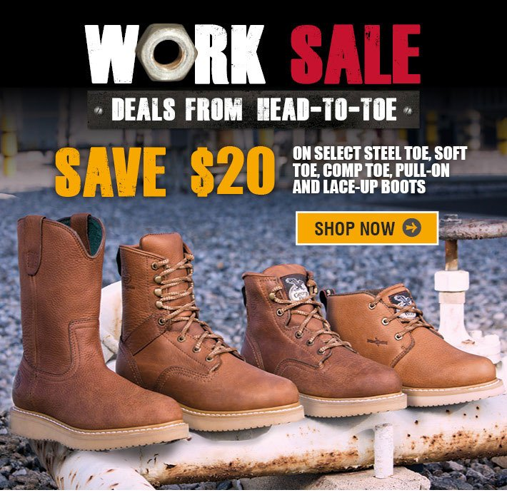 Work Boots On Sale - Cr Boot
