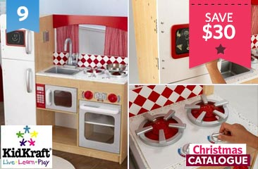 Dealsdirect catalogue top ten deals dont miss out up to 50 off kidkraft suite elite kitchen workwithnaturefo
