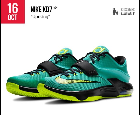 competitive price 5577b 57da0 ... promo code for kd 7 uprising on feet 76aa6 427d7
