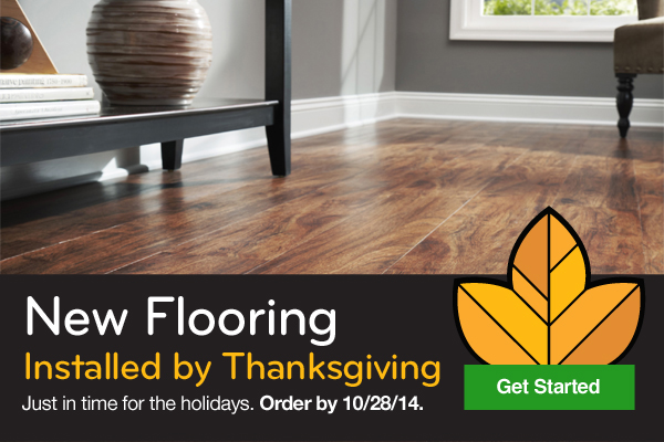 Lowes Get Flooring Installed By Thanksgiving Milled