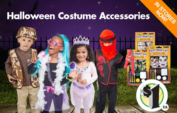 halloween costume accessories makeup kits 1 each