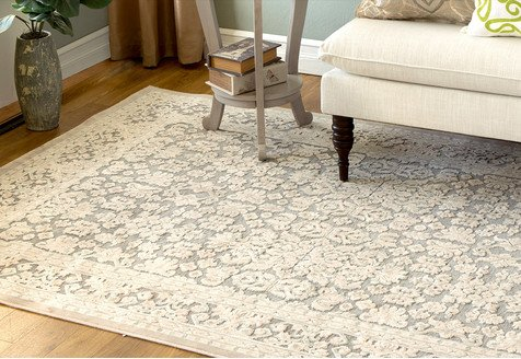 Neutral Ground: Area Rugs