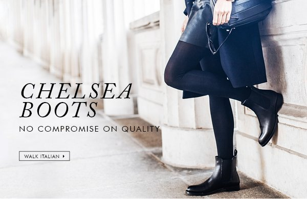 pretty nice deed2 78bec Scarosso UK: CHELSEA BOOTS - Rebels in Tradition   Milled