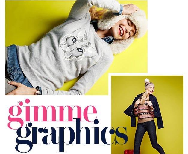 Gimme graphics