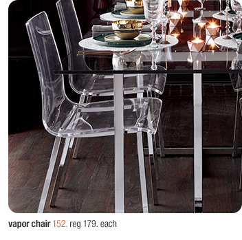 Maitre Wine Bar, Vapor Chair