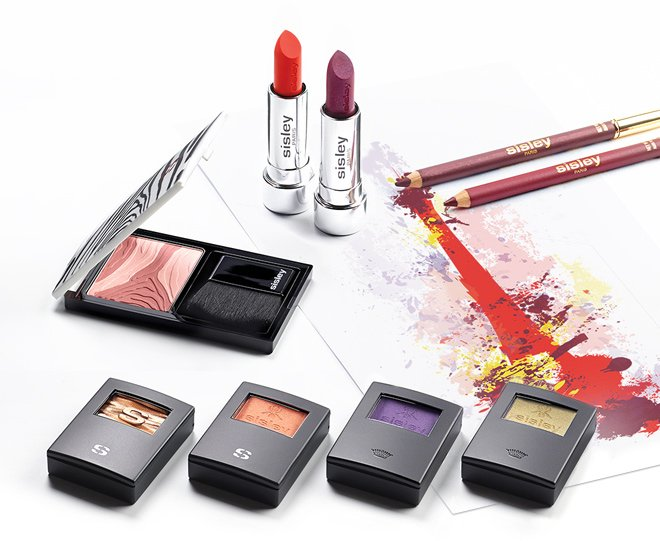 Sisley Cosmetics Discover Arty Paris Collection Milled