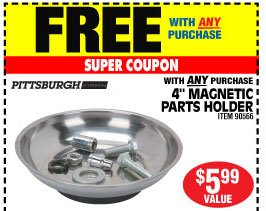 Harbor Freight: Only One Day Left | Your Free Gift Coupons Expire ...