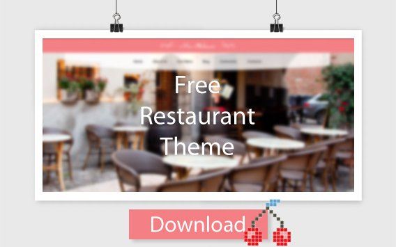 Template Monster: Free WordPress Restaurant Theme | Milled