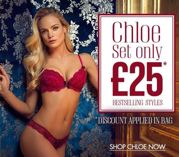 bbc8715181 Chloe set only £25 - Bestselling styles. Discount applied in bag. Shop Chloe
