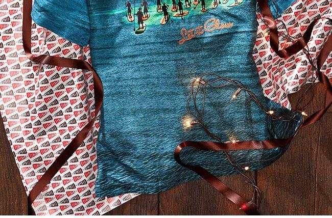 Tommy bahama say aloha to our new collector 39 s edition for Tommy bahama christmas shirt 2014