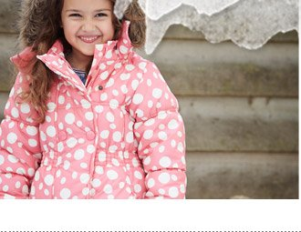 BHS: Ends Monday! 20% off coats for all the family | Milled