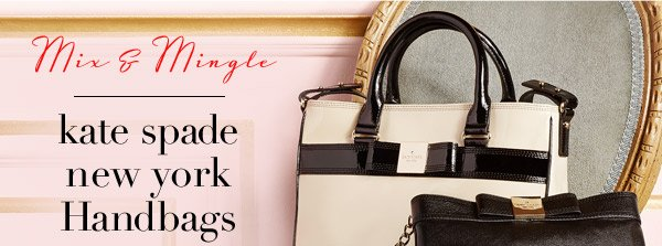 Mix and Mingle | kate spade new york