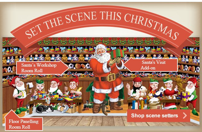 Party Delights: Christmas party decorations from only 49p + free ...