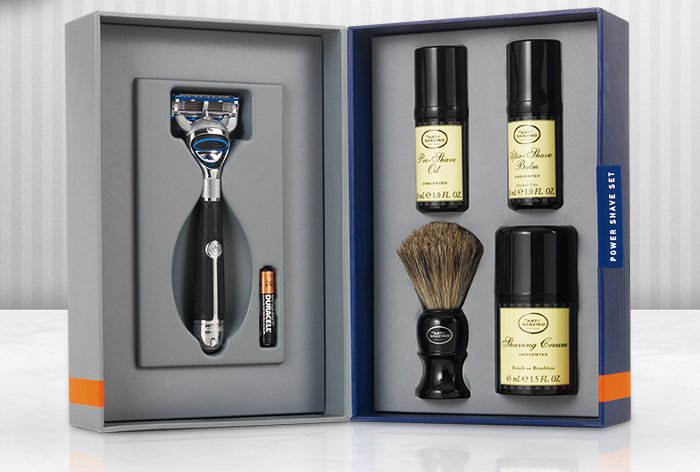 The Art of Shaving: Holiday Specials: ProGlide Power Shave Set + ...