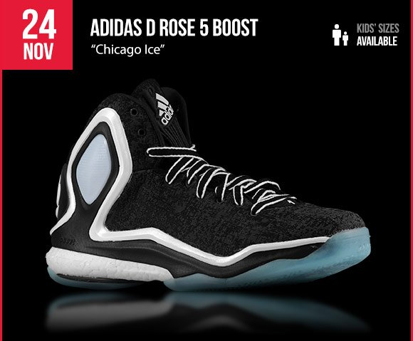 adidas d rose 5 chicago ice