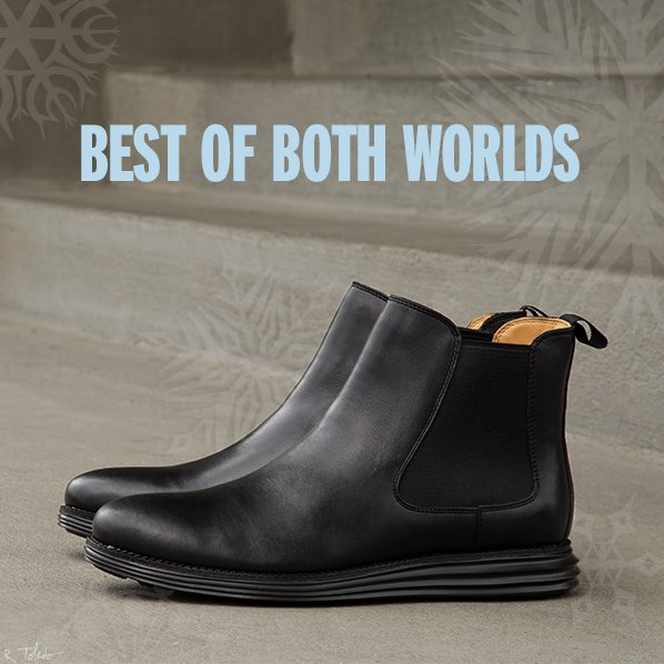 Nordstrom: Cole Haan + Nike Perfect the Dress Boot | Milled
