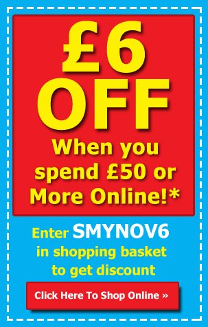 Active Smyths Vouchers & Discount Codes for December 2018