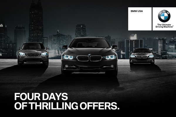 Bmw Bmw Exclusive The Bmw Black Friday Weekend Milled