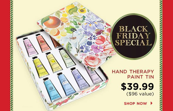 Crabtree And Evelyn Black Friday Deals Going Fast