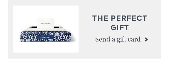 Warby Parker: Great gifts inside | Milled