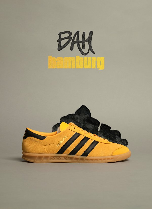 schuh bah hamburg straight from the adidas archives. Black Bedroom Furniture Sets. Home Design Ideas