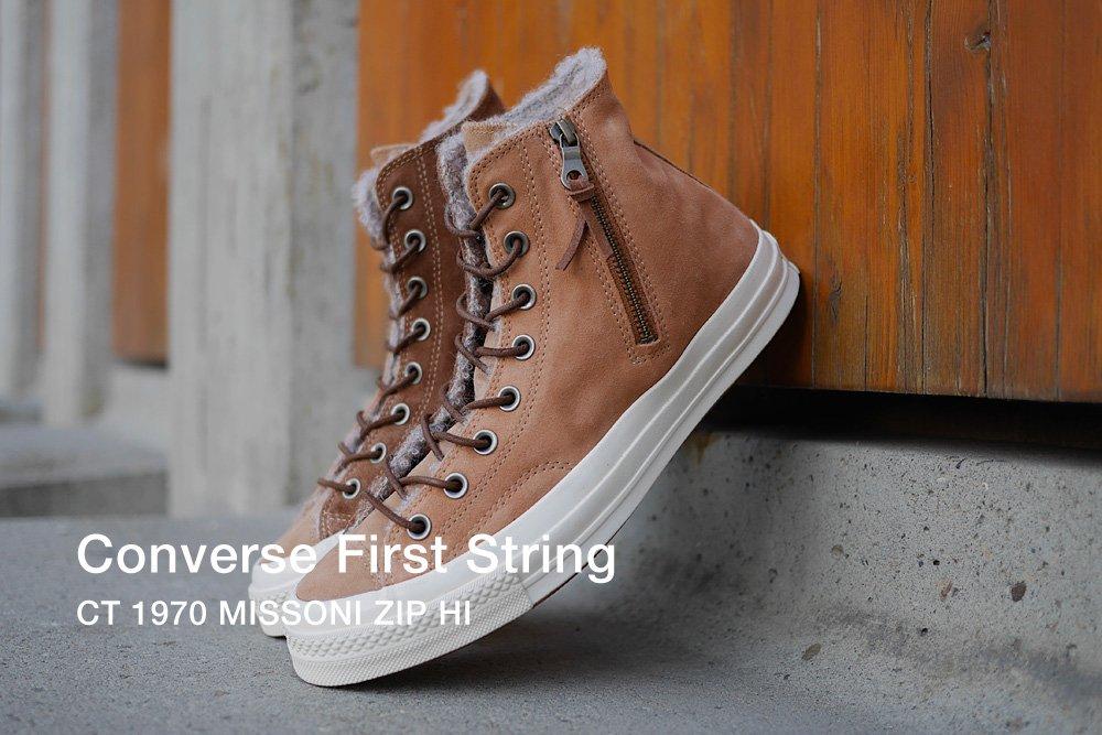 Converse First String CT 1970 Missoni Zip Hi 1ff961b49