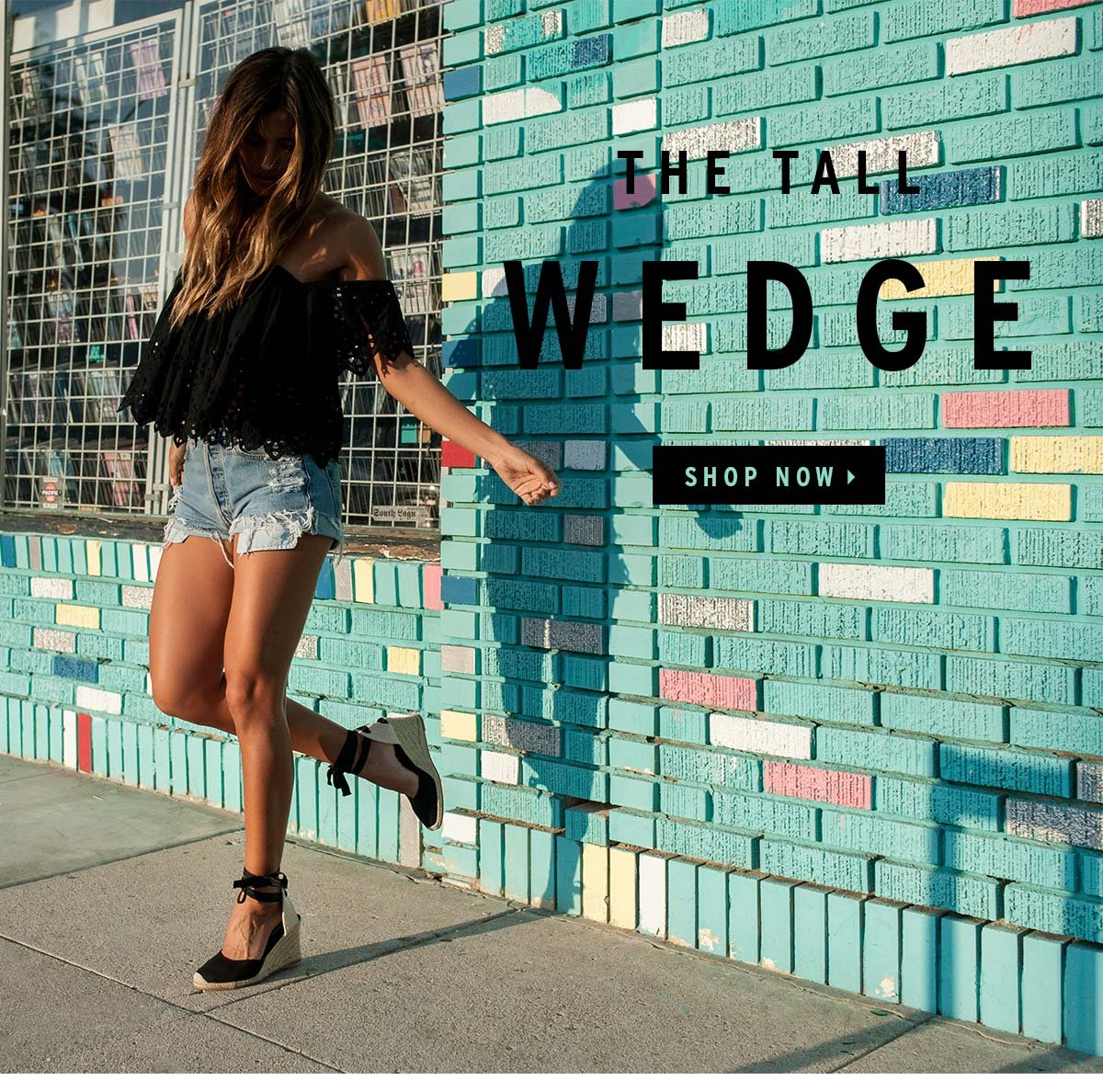 9c9a414c474 Soludos  Getaway Style  Shop The New Tall Wedge