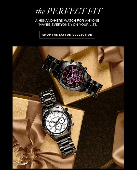 Michael Kors Check The Final Items Off Your List Milled
