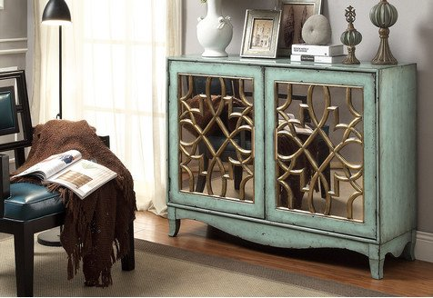 Favorite Accent Chests & Side Tables