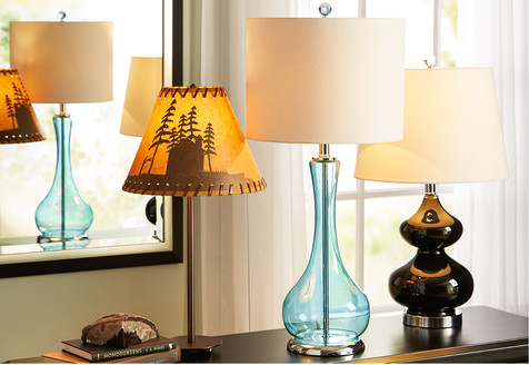 Table Lamps from $20