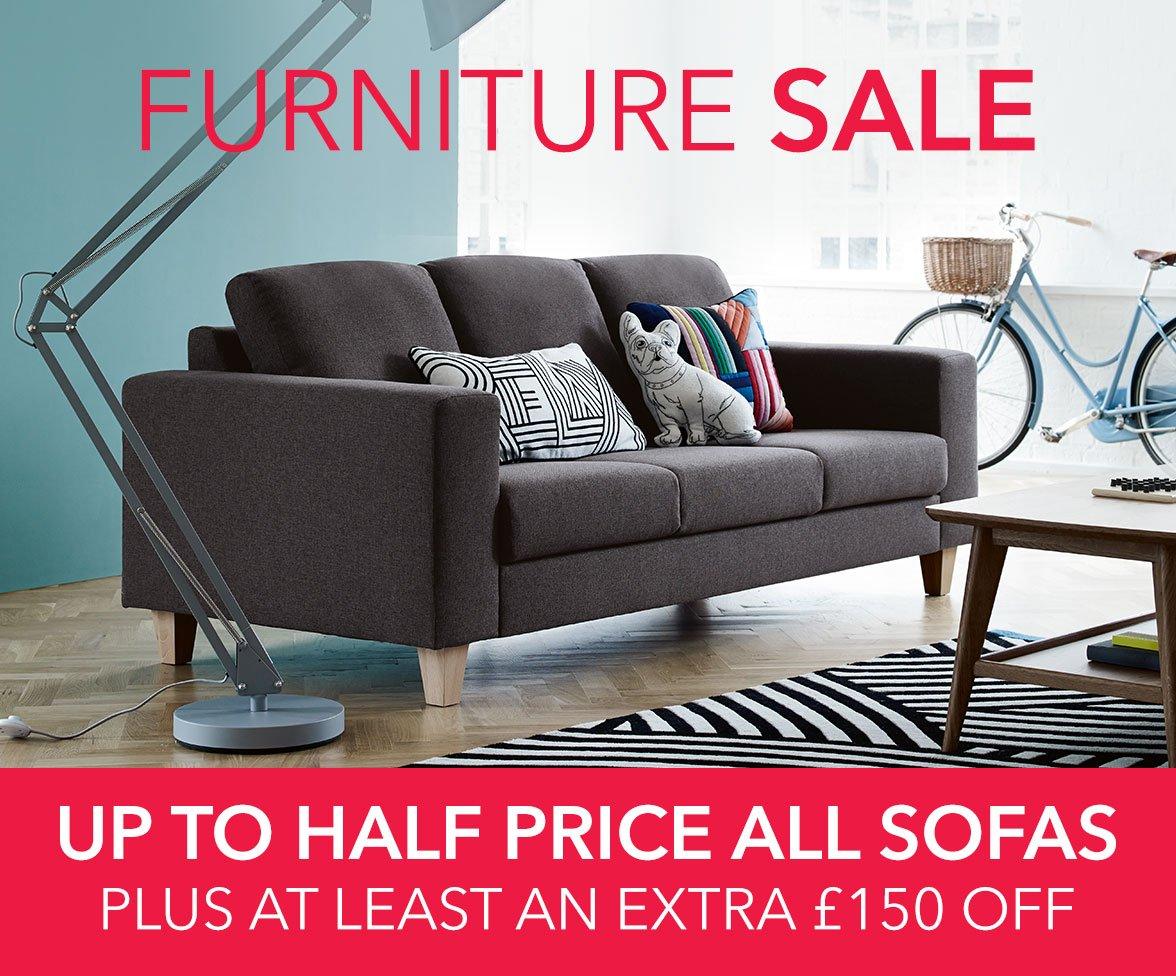 Debenhams Furniture Up To Half