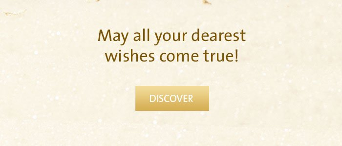 May all your dearest wishes come true!