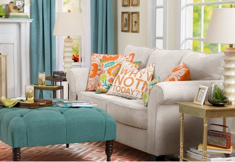Wayfair Perfect Pairs Rugs Curtains And Pillows That