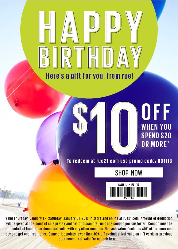 image relating to Rue 21 Coupons in Store Printable identify Rue 21 Coupon Codes july operate