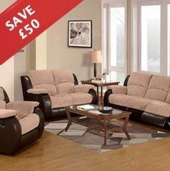 Charleston 3 Seat Recliner & The Range: January Sale - 2015 Deals! | Milled islam-shia.org