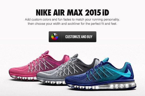 nike air max 2015 custom