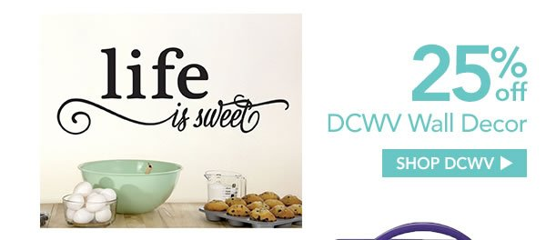 Dcwv Home Wall Decor : Jo ann fabric and craft store home sale starts today