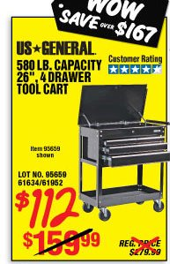 harbor freight final day january blowout sale ends sunday 01 11 milled. Black Bedroom Furniture Sets. Home Design Ideas