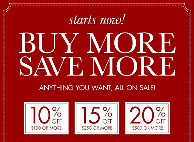 Pottery Barn Kids: Buy more, save more starts NOW – up to ...
