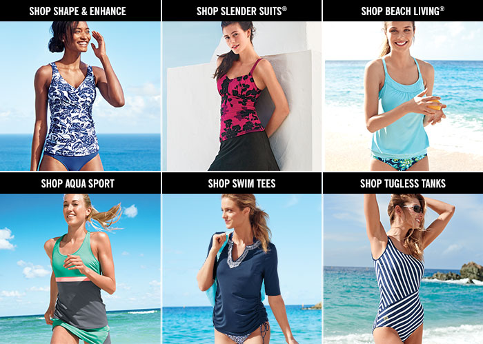Shop Lands' End for Women's Swimwear & quality clothing for the whole family. Women's Apparel, Men's Apparel & Kids' Clothing for all seasons. Outerwear & Footwear, too.