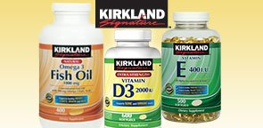 Costo save on grocery and floral items at for Fish oil costco